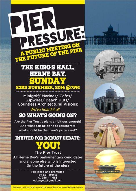 Pier Pressure poster