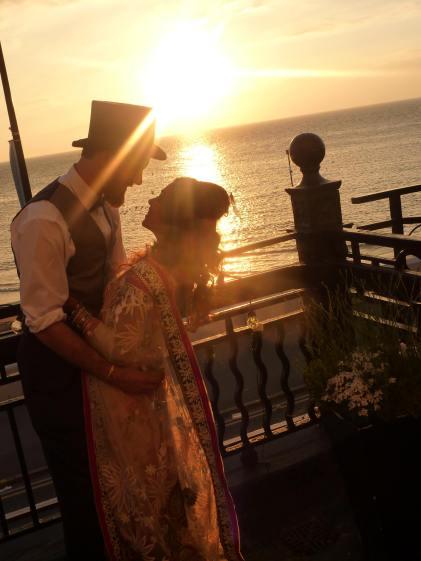 Immigration Triumph: My Wedding!
