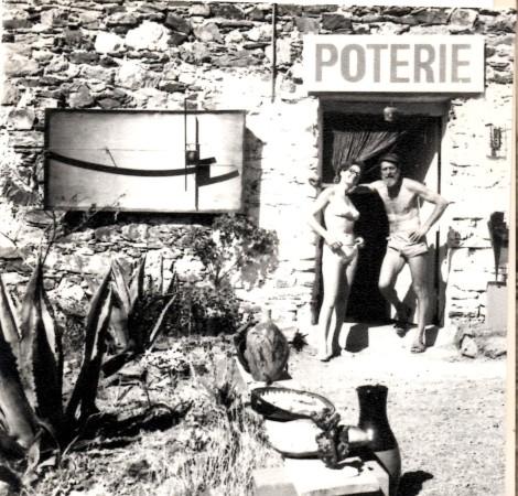 Mas Fortou, Pyrenees. Late 1970s.